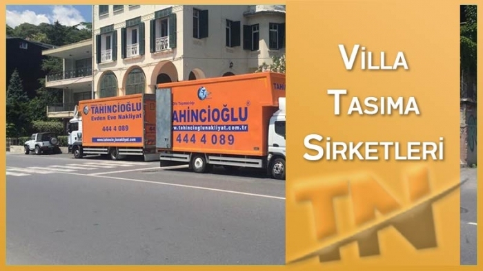 Villa Moving Companies